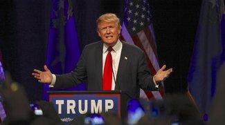 Donald Trump: Erste Pressekonferenz jetzt im Live-Stream sehen