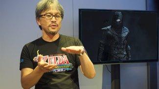 Nintendo: Eiji Aonuma soll eine neue IP erschaffen