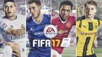 FIFA 17: Der weltweite Cover-Star ist ein deutscher Spieler