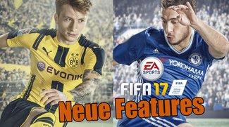 FIFA 17: Körpereinsatz und Spielerintelligenz in neuen Gameplay-Videos