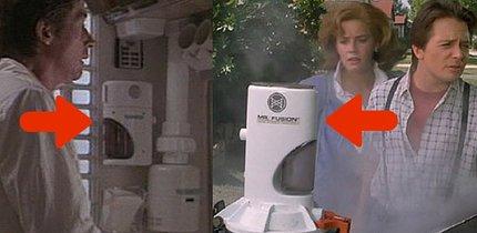 Seht mal genau hin: Wie Hollywood heimlich Film-Requisiten recycelt