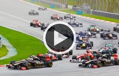 Formel 1 heute: Belgien GP...