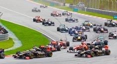 Formel-1-Rennkalender 2018: Alle Termine der nächsten Rennsaison