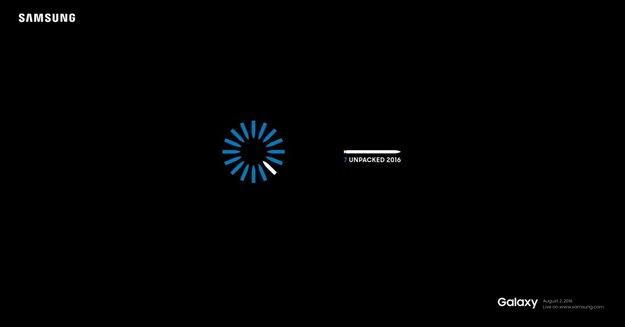 Galaxy Note 7: Unpacked Event für den 2. August offiziell angekündigt [Update: Marktstart]
