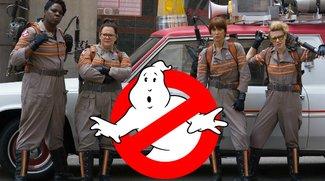 Kinocharts: So schlagen sich die weiblichen Ghostbusters in den USA!