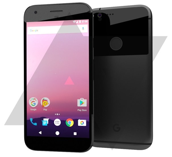 HTC nexus 2016 Sailfish marlin big