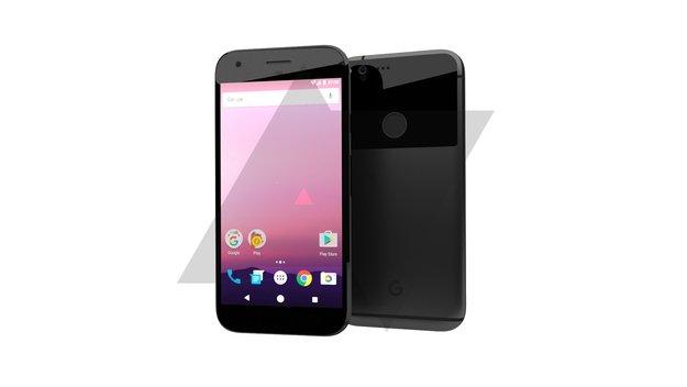 """HTC Nexus: So sollen die Smartphones """"Marlin"""" und """"Sailfish"""" aussehen"""