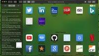 Erweiterter Dark Mode in macOS Sierra entdeckt