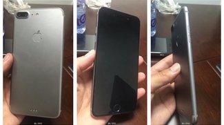 iPhone 7 Plus: Bilder zeigen großes iPhone ohne Mute-Switch