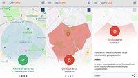 KATWARN – App für Android & iOS