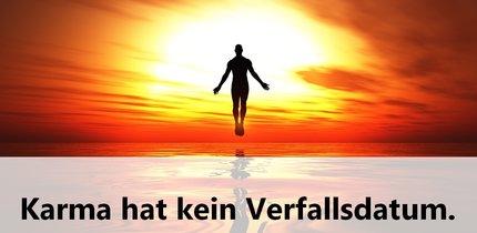 Karma Sprüche: 9 kurze Mitteilungen und Zitate
