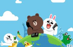 Line: SIM und Messenger-App...
