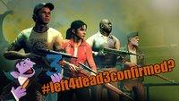 Left 4 Dead 3: Entwickler deutet erneut die Fortsetzung an