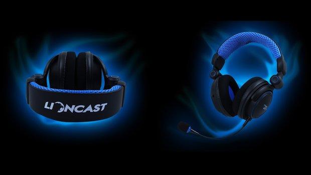 Lioncast LX18 Pro: Gaming-Headset für PS4, Xbox One, PC und Mac für 22,99 Euro im Angebot