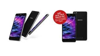 ALDI-Handy: Medion Life S5004 ab morgen für 159 Euro im Angebot