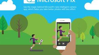 Microsoft Pix: Bessere Fotos durch intelligente Szenenerkennung