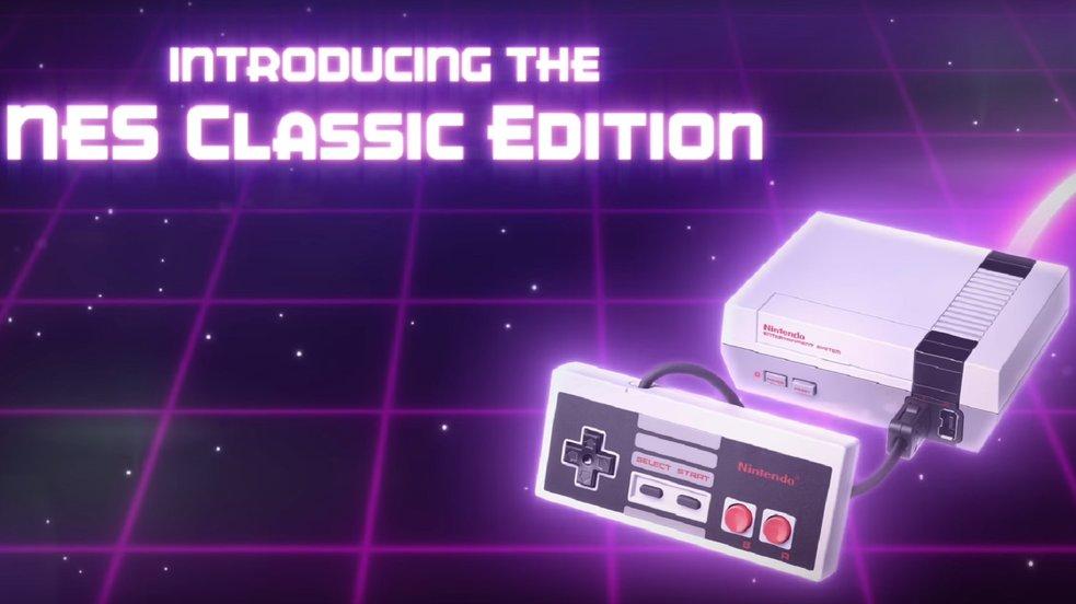 Nintendo: Noch mehr Lust auf Mini-NES dank Retro-Trailer