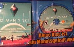 No Man's Sky: Spiel wurde...