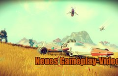 No Man's Sky: Video zeigt,...