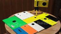 Nokia Lumia 2020, Lumia 650 XL und XL 2: Diverse Prototypen auf neuem Foto