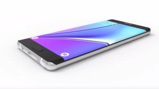 Y-OCTA: Neue Displaytechnologie soll das Samsung Galaxy Note 7 dünner machen