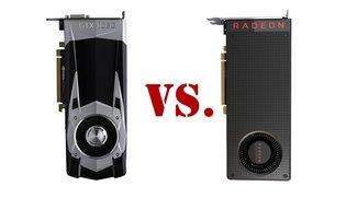 Vergleich: GeForce GTX 1060 vs. Radeon RX 480