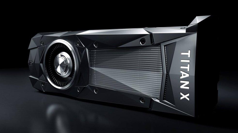 Nvidia Titan X vorgestellt: Neue High-End-Grafikkarte mit GP102-Chip für 1.200 Dollar