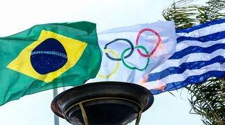 Olympia 2016: Maskottchen Vinicius und Tom erobern Rio