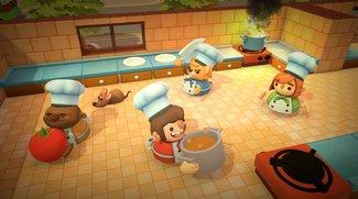 Overcooked: Dieses chaotische Couch-Koop-Game lässt euch um die Wette kochen