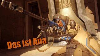 Overwatch: Blizzard stellt die neue Heldin Ana vor