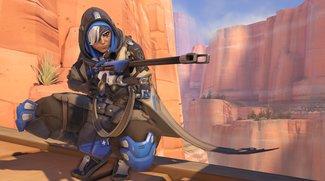 Trollen in Overwatch: Heldin Ana eignet sich perfekt, um andere Spieler zu kicken