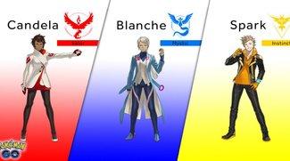 Pokémon GO: So witzig reagieren die Fans auf die Teamleiter