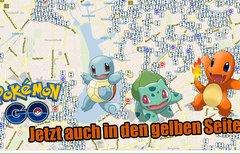 Pokémon GO: Auch die Gelben...