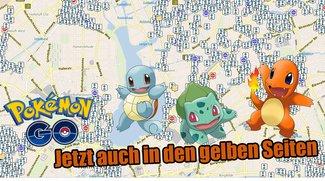 Pokémon GO: Auch die Gelben Seiten bieten künftig einen Filter für Spieler