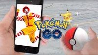 Pokémon GO: McDonald's als erster gesponserter Partner zum Launch in Japan