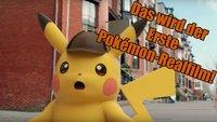 Pokémon: Realfilm angekündigt – Thema ist Detective Pikachu