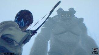 Prey for the Gods: Geistiger Nachfolger von Shadow of the Colossus erfolgreich finanziert