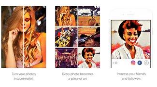 Prisma: Auch Videos werden bald zu Kunstwerken