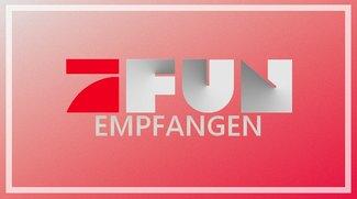 Pro7 Fun empfangen: Pay-TV-Sender im Stream & TV sehen
