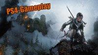 Rise of the Tomb Raider: So sieht es auf der PlayStation 4 aus