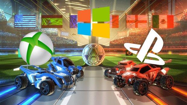 Rocket League: Cross Network Play fertig – es fehlt lediglich das Okay von Sony