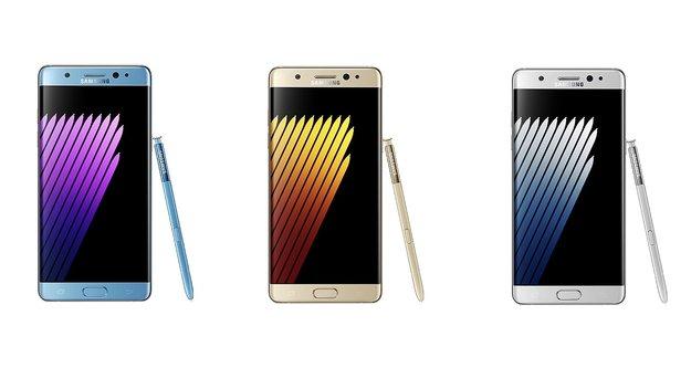 Samsung Galaxy Note 7: Neue S-Pen-Features, technische Daten und 360-Grad-Animation geleakt [Update: Neue Pressebilder]