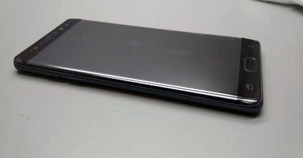 Samsung Galaxy Note 7: Erste Fotos zeigen neues High-End-Phablet [Update: Weitere Fotos]