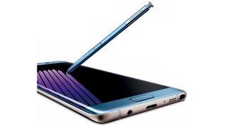 Samsung Galaxy Note 7: Neues Pressebild enthüllt weitere Details [Update: Hochauflösendes Foto]