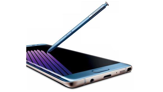 Samsung Galaxy Note 7: Wallpaper veröffentlicht & 12-MP-Kamera bestätigt
