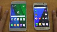 """Neues TouchWiz: """"Grace UI"""" des Galaxy Note 7 im Vergleichsvideo"""