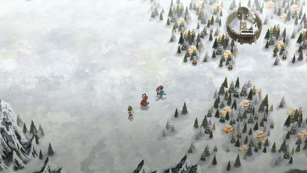 I Am Setsuna Screenshot 01