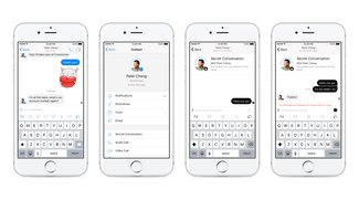 """Facebook testet Messenger mit """"geheimen Unterhaltungen"""""""