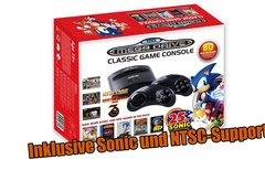 Sega Mega Drive: Neuauflage...