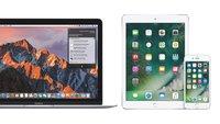 Vierte Betas von iOS 10, macOS Sierra, tvOS 10 und watchOS 3 erhältlich